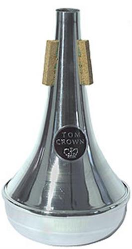 Tom Crown Sordina Trombón Bajo Straight Aluminio
