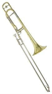 Bach TB-503B Trombón Tenor Bb/F Lacado con Transpositor Open-Wrap