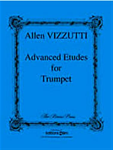 Advanced Etudes For Trumpet - Allen Vizzutti
