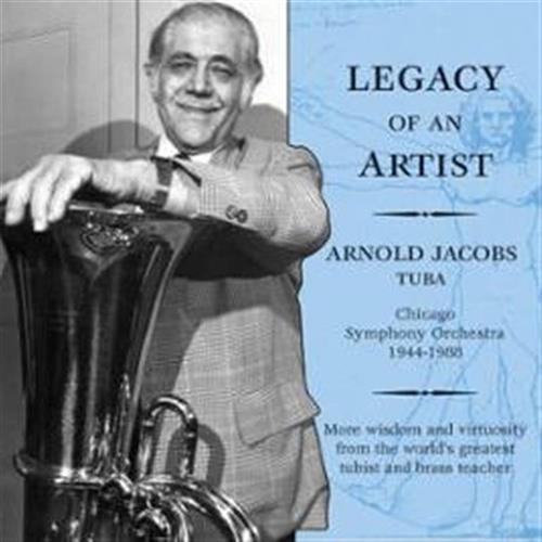 Arnold Jacobs - Legacy of an Artist CD