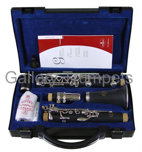 Buffet B12 Clarinete Bb