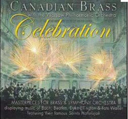 Canadian Brass - Celebration CD