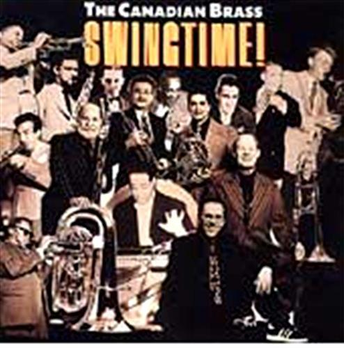 Canadian Brass - Swingtime CD