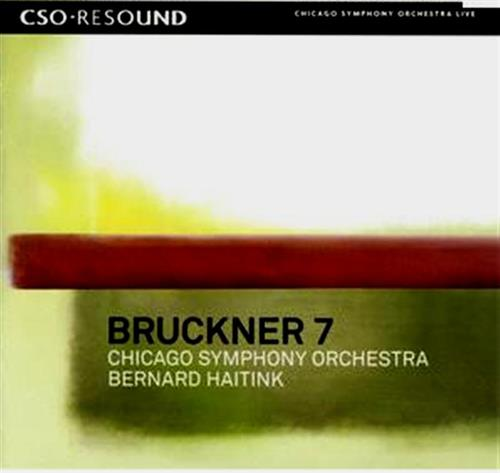 BRUCKNER 7 - CD Chicago Symphony Orchestra