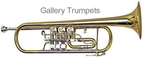 Gallery Trumpets Trompeta Bb Cilindros